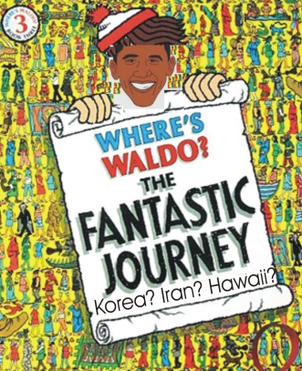 Where is Waldo 4 BCJ